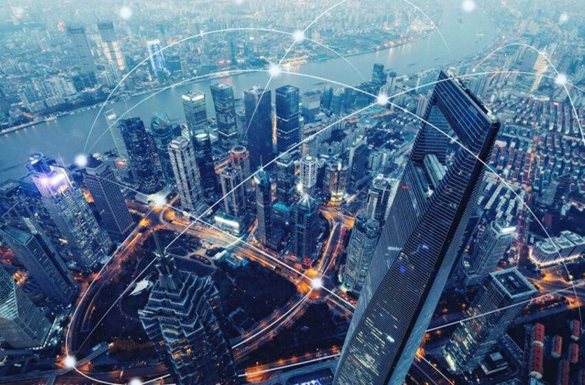 5G – The backbone of the industrial Internet