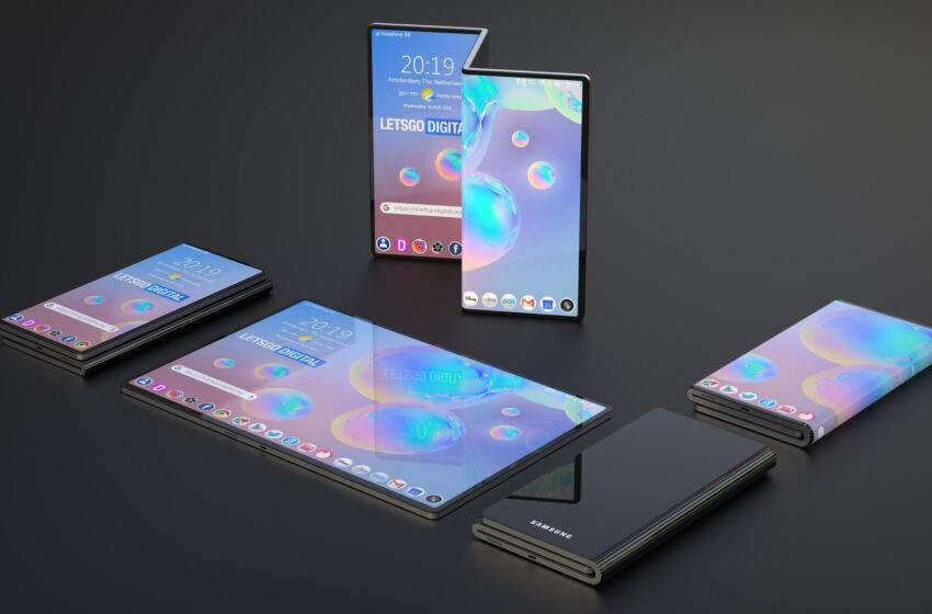 Samsung Rollable Tablet Teased in Official Images