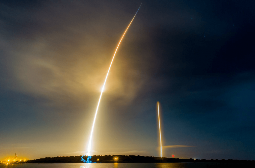 SpaceX Mars Rocket Exploded on Launch!