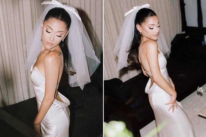 Did Ariana Grande got her Tattoos Removed for her Wedding!