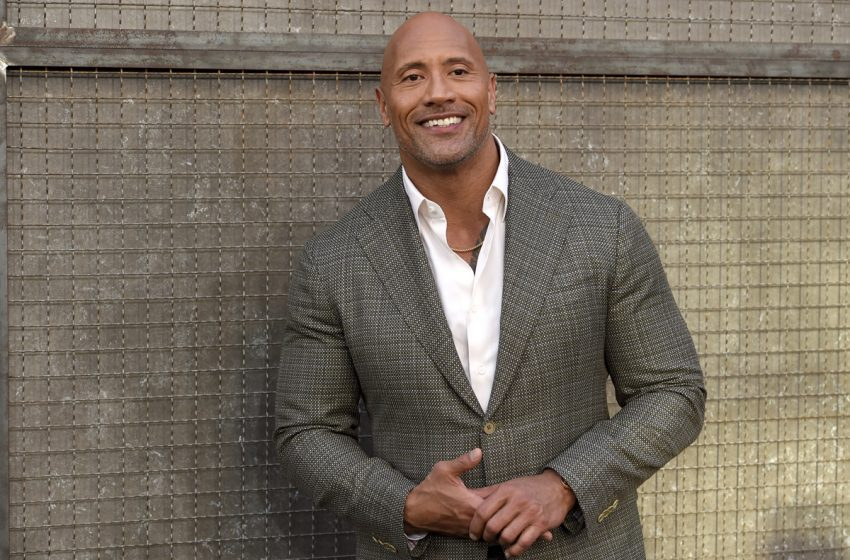 Growing Net Worth of The Rock!
